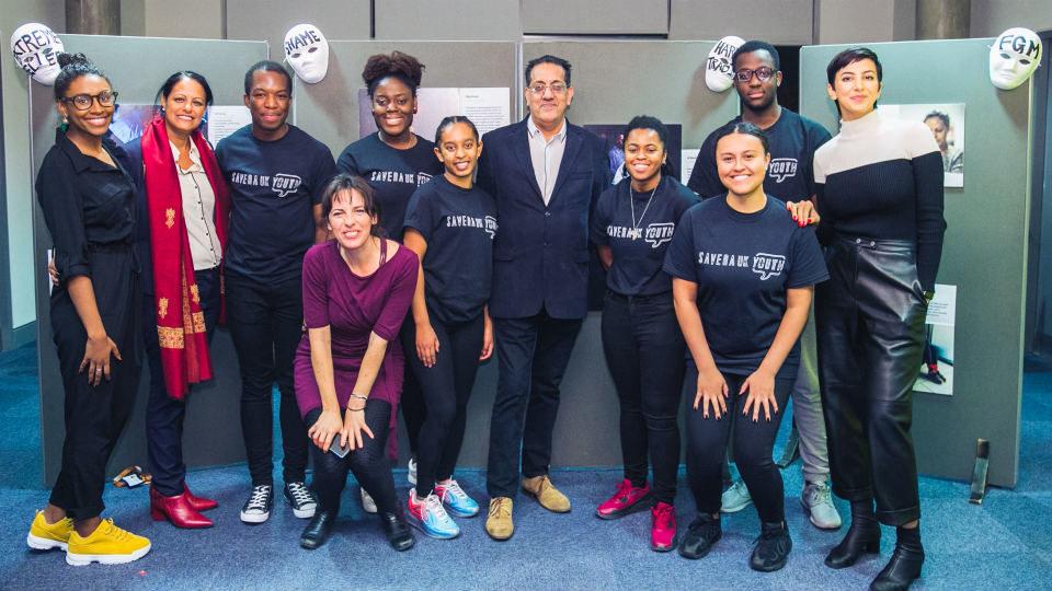 Blog: Joining Savera UK Youth